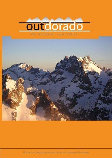 Outdoor- en bergsportproducten online uit voorraad bij Outdorado