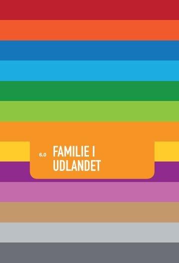 6.0 FAMILIE I UDLANDET