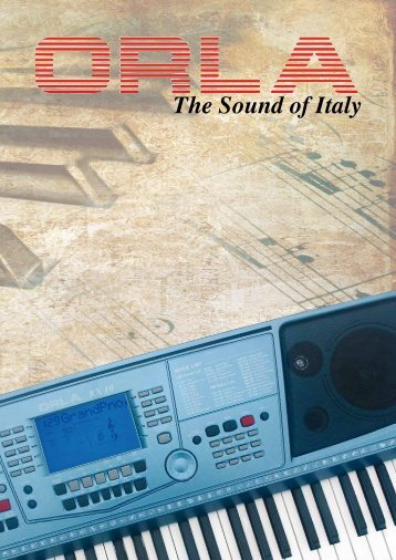 The Sound of Italy - Orla
