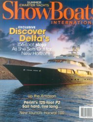Page 1 Page 2 SSUE PERINI NAVI 125 P2 3 4 FEATURES F @W ...