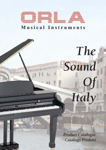 Musical Instruments - Orla