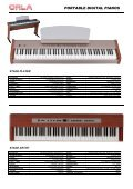 Musical Instruments - Orla - Page 2
