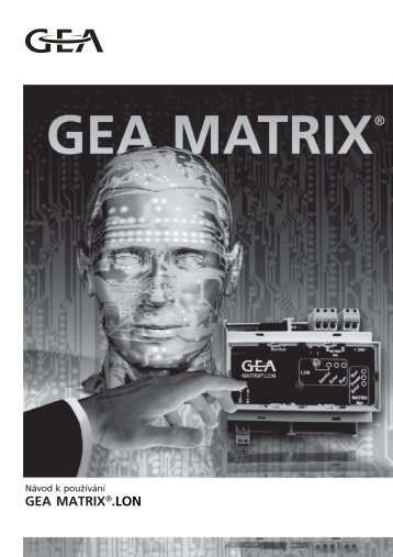 GEA MATRIX®.LON