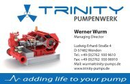 adding life to your pump - Prime Drilling GmbH