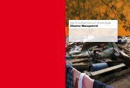 Disaster Management - Climate Centre