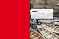 Red Cross/Red Crescent Climate Guide Dialogues - Climate Centre
