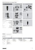 Industrielle sikkerhedssystemer Sikrere arbejdsmiljø for ... - Schmersal - Page 5