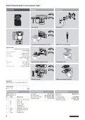 Industrielle sikkerhedssystemer Sikrere arbejdsmiljø for ... - Schmersal - Page 6