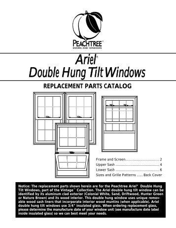 ARIEL TDH - Peachtree Doors and Windows