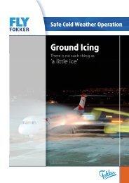 Safe Cold Weather Operation - Fokker