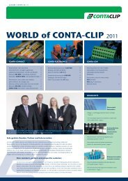 WORLD of CONTA-CLIP 2011