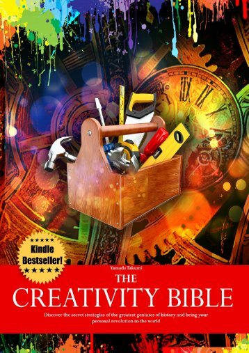 The Creativity Bible - PREVIEW 1