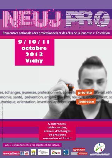 plaquette A4 Neuj Pro pré Prog page a page - Injep