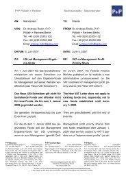Dr. Andreas Rodin, P+P Pöllath + Partn - P+P Pöllath + Partners