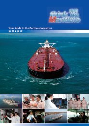 Your Guide to the Maritime Industries - Hong Kong Shipowners ...