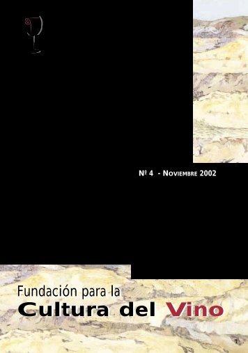 n° 4 - Fundación para la Cultura del Vino