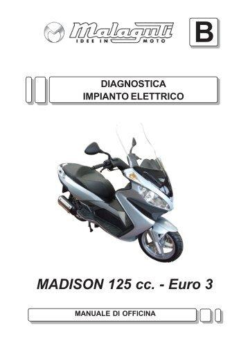 manuale malaguti centro 125