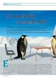 Aktuell: Rechtsberatung im Internet - FACTS Verlag GmbH