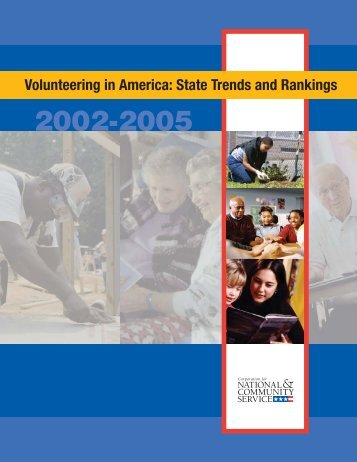 Volunteering in America - World Volunteer Web