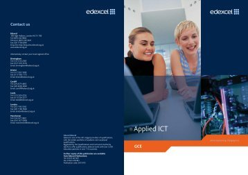 edexcel gce applied business coursework Gce applied edexcel gce business(6916) j anuary 2006 mark scheme (results) language training course membership of company club office/ own work space.