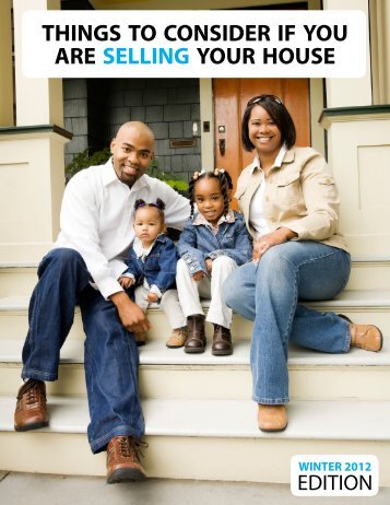 Things to Consider if you are Selling Your House