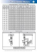 """8"""" Rewindable Motors - Franklin Electric Europa - Page 7"""