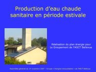 Coin-de-terre et énergies renouvelables