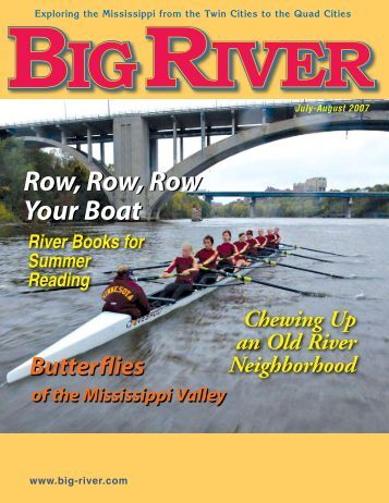 Row, Row, Row Your Boat - Big River Magazine