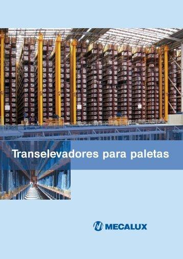 Transelevadores para paletas