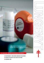 Download Lungenyt 3, 2008 - Danmarks Lungeforening