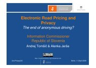 Electronic road pricing and privacy_Tomsic_Jerse_2ndPrivacyOS ...