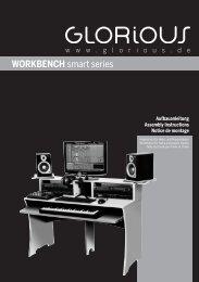 WORKBENCH smart series - Glorious