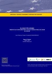 EU-SWAP PËR ARSIMIN - EU EDUCATION SWAp Project