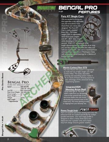 BENGAl PRO - Archery Direct