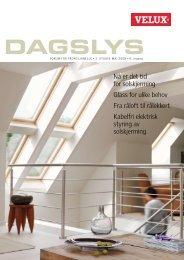 Dagslys 2. utgave mai 2008 - Velux AS