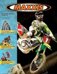 THE MAXXIS QUARTERLY