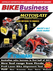 Issue 025 - Bike Business Magazine Home Page