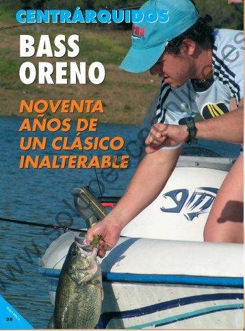 BASS ORENO BASS ORENO - Solopescaonline.es