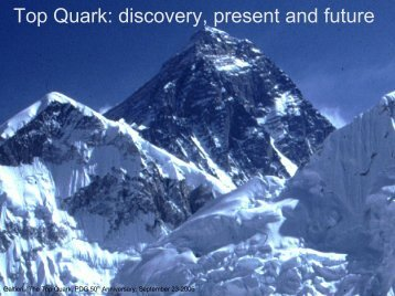 Top Quark: discovery, present and future