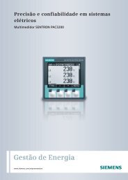Catálogo PAC3200 - Industry
