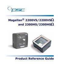 Magellan 2200VS/2200VSΩ and 2300HS/2300HSΩ ... - JUTA-Soft