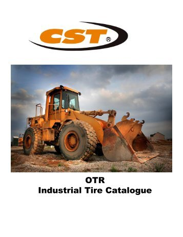 OTR Industrial Tire Catalogue - Maxxis Global