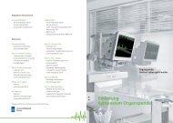 Programm - Transplantation (USZ) - UniversitätsSpital Zürich