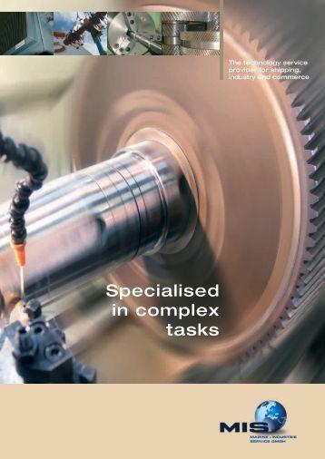 Content - Marine und Industrie Service GmbH
