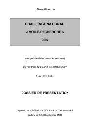 7ème édition du - Locean - Université Pierre et Marie CURIE