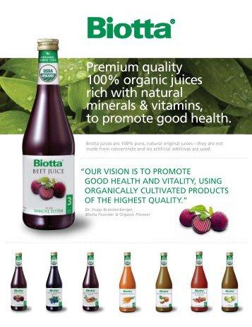 Beetroot Juice - Integrative Practitioner