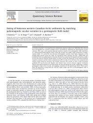Barletta et al 2010.pdf - Department of Geological Sciences