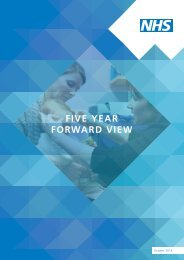 five+year+forward+view