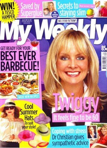 My Weekly Magazine - AnySharp