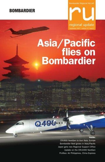 regional update - Bombardier